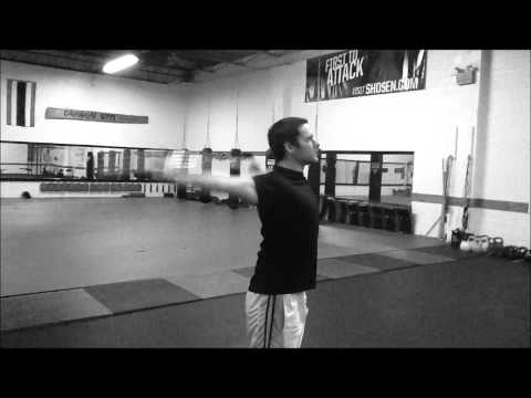"Shoulder Mobility - Shoulder ""Dislocations"" with a Broom Stick"