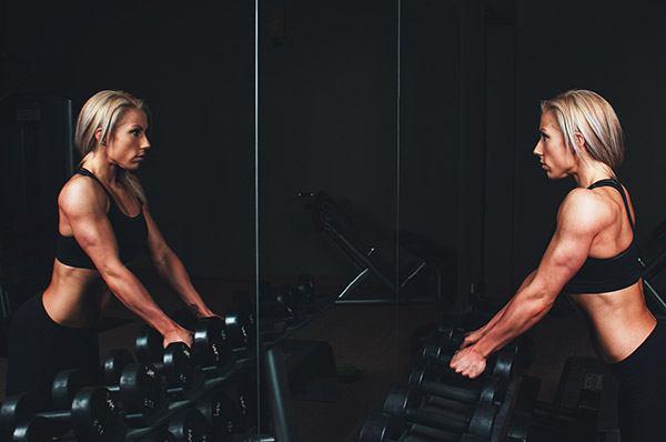 naisten treeniohjelma