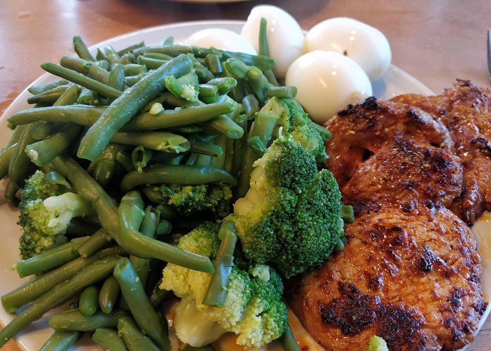 ketogeeninen ruokavalio esimerkkipäivä